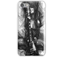 In Love with Music iPhone Case/Skin