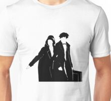 Newt and Tina Silhoute  Unisex T-Shirt