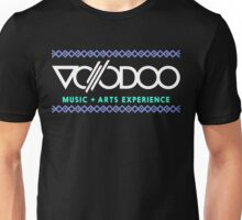 VOODOO MUSIC + ARTS EXPERIENCE 2016 Unisex T-Shirt