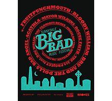 Big Bad Sunnydale Photographic Print