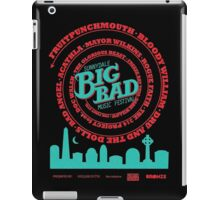 Big Bad Sunnydale iPad Case/Skin