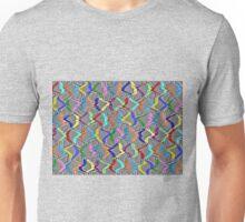 Rainbow Net  Unisex T-Shirt