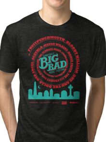 Big Bad Sunnydale Tri-blend T-Shirt