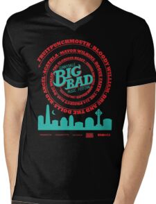 Big Bad Sunnydale Mens V-Neck T-Shirt