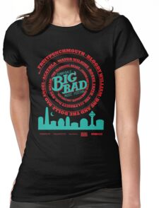 Big Bad Sunnydale Womens Fitted T-Shirt