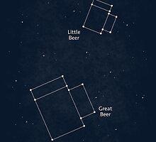 Constellations by Teo Zirinis