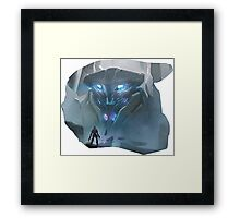 Master chief - Halo Framed Print
