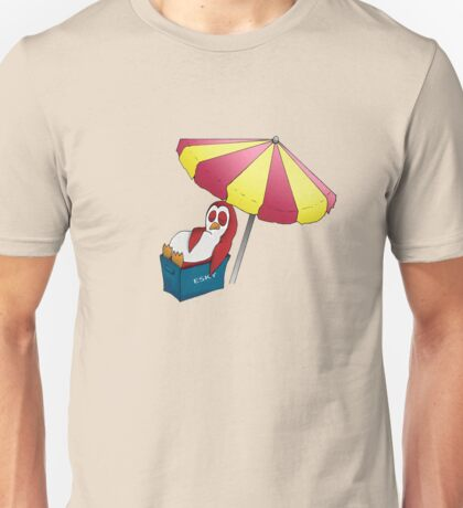 Summer Penguin Unisex T-Shirt