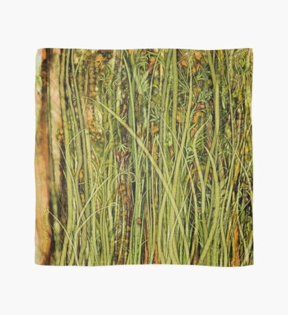Qualia's Grass (Antique Yellow) Scarf