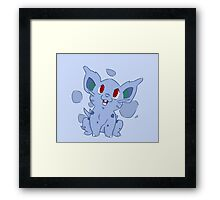 Pokemon - Nidoran Female Framed Print