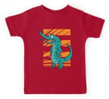 Le crocodile fier Kids Tee