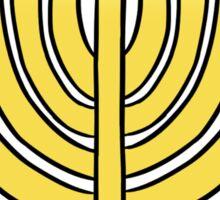 Hanukkah It's Lit  Sticker