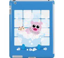 Bathroom Party iPad Case/Skin