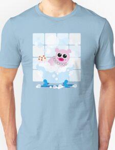 Bathroom Party Unisex T-Shirt