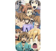nagisa hazuki collage iPhone Case/Skin