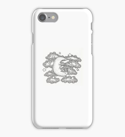The Princess and the Moon iPhone Case/Skin