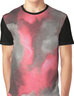 Watercolor wash clouds Graphic T-Shirt