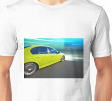 Ford BA XR6 at night Unisex T-Shirt