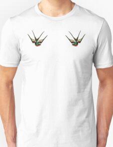 Swallows  Unisex T-Shirt