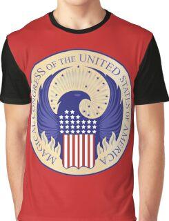 Magicall Congress Graphic T-Shirt