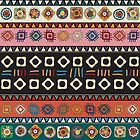 Tribal  pattern.  by Richard Laschon