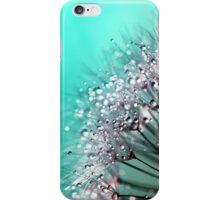 Sparkling Blue iPhone Case/Skin