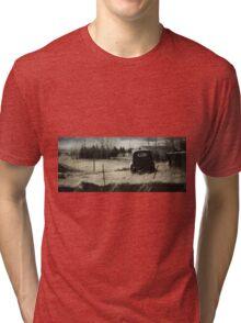 past times. Tri-blend T-Shirt