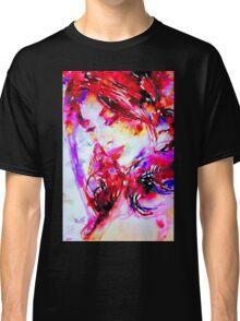 WATERCOLOR WOMAN.24 Classic T-Shirt