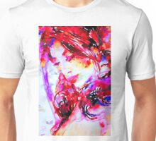 WATERCOLOR WOMAN.24 Unisex T-Shirt