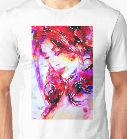WATERCOLOR WOMAN.24 Unisex T-Shirt