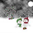 White Christmas by Katy Breen