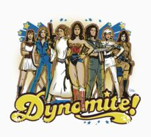 SuperWomen of the 70s - DyNoMite! Kids Clothes