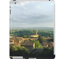 View from Perugia iPad Case/Skin