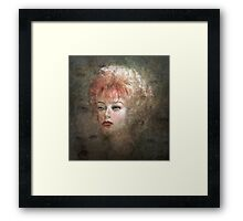 The Decisive Moment (Image and Writing) Framed Print