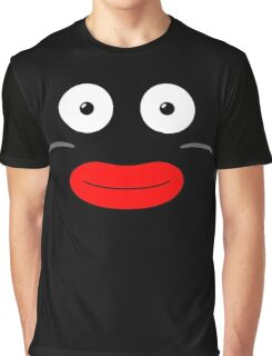 Dragon ball / Dragonball Z / DBZ - Mr Popo Graphic T-Shirt