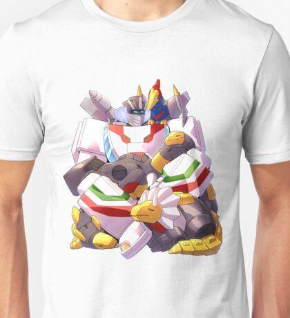 Dino Dad Unisex T-Shirt