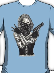 Marilyn Monroe 'Gangstified' T-Shirt