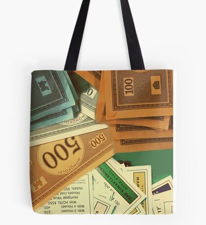 Monopoly Empire Tote Bag