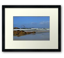 Anagry Beach, Co Donegal. 1 Framed Print