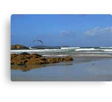 Anagry Beach, Co Donegal. 1 Canvas Print