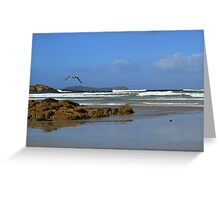 Anagry Beach, Co Donegal. 1 Greeting Card