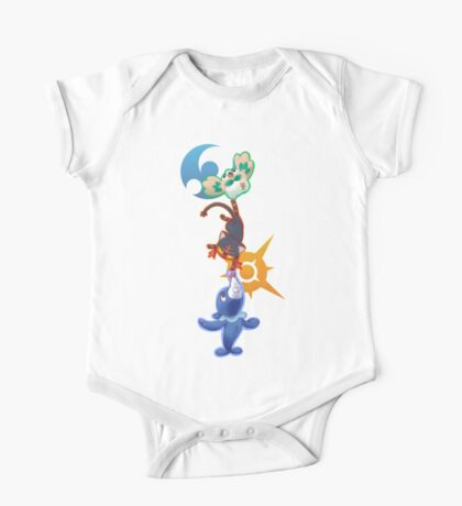 Kids from Alola One Piece - Short Sleeve