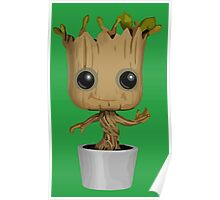 Groovy Groot Poster