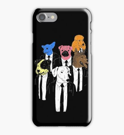 Real Reservoir Dogs iPhone Case/Skin