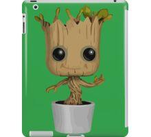 Groovy Groot iPad Case/Skin