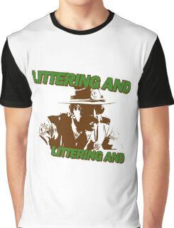 military Graphic T-Shirt