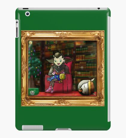 A Bonne family christmas (UNOFFICIAL) iPad Case/Skin