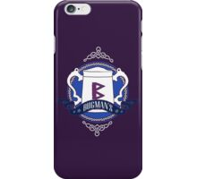 Bugman's Brewery iPhone Case/Skin