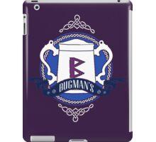 Bugman's Brewery iPad Case/Skin