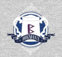 Bugman's Brewery by Phosphorus Golden Design